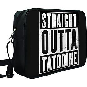 Túi Chéo Hộp Straight Outta Tatooine - TCTE131