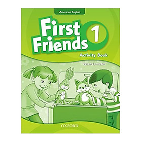 First Friends (Ame) 1 Activity Book