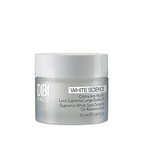 DIBI FACE WHITE SCIENCE Supreme White Spot Correcting 12h Radiance Cream