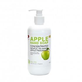 Nước rửa tay diệt khuẩn hương táo GW