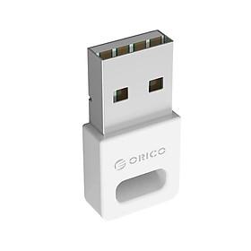 Thiết bị kết nối Bluetooth 4.0 qua cổng USB dùng cho máy tính Orico BTA-409 - Hàng nhập khẩu