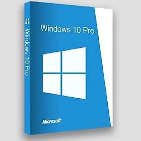Bán Key Windows 10 Pro 32/64 bit – Key bản quyền sử dụng vĩnh viễn - Chính hãng