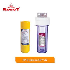 Bộ lọc thô đầu nguồn 10 inch ROBOT RAW-11Ca - Hàng chính hãng