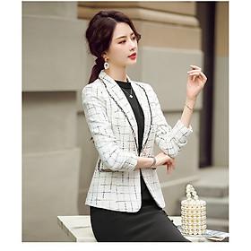 Áo vest, blazer nữ áo khoác nữ Cao Cấp HATI