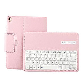 For iPad air/air2/Pro9.7/new iPad Slim Bluetooth Keyboard+ Leather Stand Case Cover