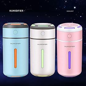 Máy phun sương tạo ẩm mini dùng cho xe ô tô có đèn đổi màu, máy tạo độ ẩm mini dùng cho xe ô tô có đèn đổi màu, máy phun sương tạo độ ẩm mini dùng cho xe ô tô có đèn đổi màu