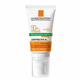 Kem Chống Nắng Làm Đều Màu Da Kiểm Soát Bóng Nhờn Cho Da Nhạy Cảm La Roche Posay Anthelios XL Tinted Dry Touch Gel - Cream 50ml