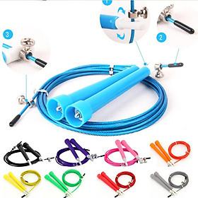 Dây nhảy thể dục nhựa PVC cao cấp có thể tuỳ chỉnh độ dài dây, tối đa 3m-10