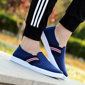 Giày thể thao nam, giày vải mũi tròn ARCTIC HUNTER Z158-3