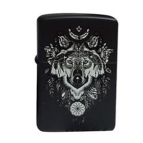 Bật Lửa Zippo 218 Aztec Wolf