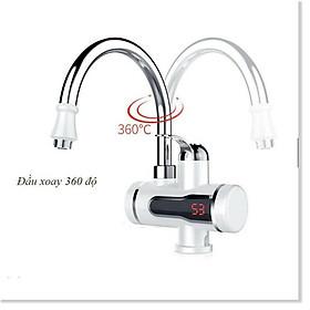 Vòi lọc nước nóng lạnh trực tiếp