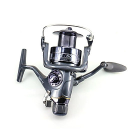 High Performance Fishing Spinning Wheel with Front and Rear Brake Wheels