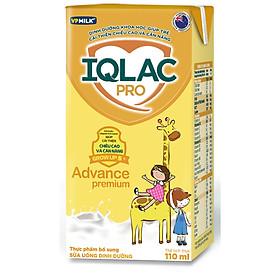 Thùng 48 hộp Sữa uống Dinh Dưỡng - IQLac Pro Advance Premium (110ml/ Hộp )