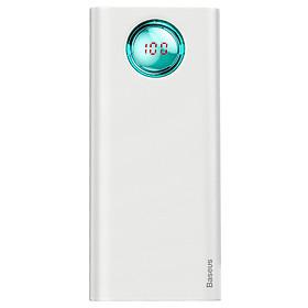 Pin dự phòng sạc nhanh Baseus 20000mAh