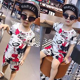 Quần áo hè bé trai 1- 5 tuổi