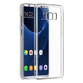 Ốp Lưng Dẻo Cho Samsung Galaxy S8 Plus - Trong Suốt – Hàng Nhập Khẩu