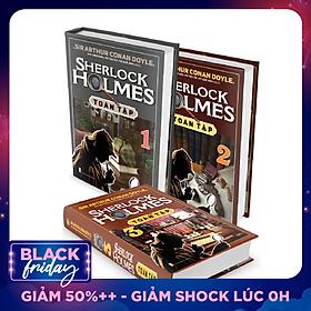 Combo Sherlock Holmes Toàn Tập (Trọn Bộ 3 Tập)