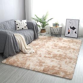 Thảm Lông Mịn Trải Sàn (120x50cm)
