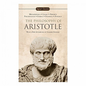 Philosophy Of Aristotle (New Cover)