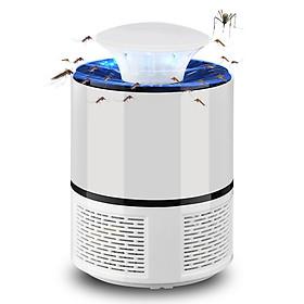 Đèn diệt muỗi - bắt muỗi (Màu trắng)