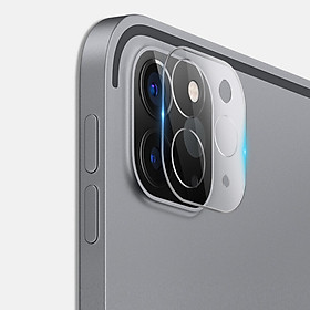Miếng Dán Kính Cường Lực Leeu Design cho Camera iPad Pro 11 inch 2021 / iPad Pro 12.9 inch 2021 _ Hàng Nhập Khẩu