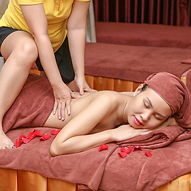 Khánh Hương Spa - Buffet Xông Hơi Massage Body - Foot - Giảm Béo - Đắp Mặt Nạ
