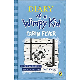 Diary of a Wimpy Kid 06: Cabin Fever (Paperback)