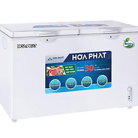 Tủ đông Hòa Phát HCF 666S1Đ2 352 lít - Hàng Chính Hãng