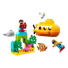 Tàu Ngầm Khám Phá Đại Dương Lego Duplo