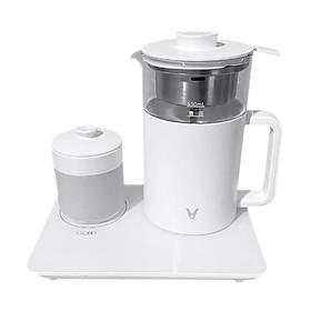 Ấm trà siêu tốc giữ nhiệt Xiaomi Youpin Viomi dung tích 550ml tích hợp sạc không dây