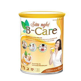 Sữa nghệ B - Care cho phụ nữ sau sinh lon thiếc