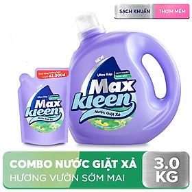 Biểu đồ lịch sử biến động giá bán Chai nước Giặt Xả MaxKleen Hương Vườn Sớm Mai 2,4kg tặng Túi nước giặt xả 600ml