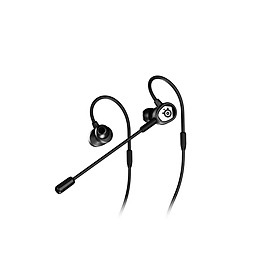 Tai nghe nhét tai gaming Steelseries Tusq In-ear mobile gaming headset - Hàng chính hãng