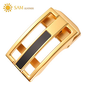 Mặt Khóa Thắt Lưng - Đầu Khóa Thắt Lưng SAM Leather SMDN038IIV