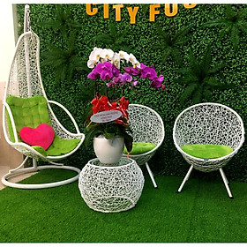 Bộ bàn ghế sân vườn NAVICOM - N5
