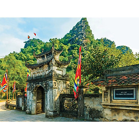 Tour Lễ Hội Hoa Lư - Tam Cốc, Khởi hành hàng ngày từ Hà Nội, ăn Buffet trưa