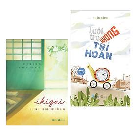 Combo Sách Kỹ Năng Sống: Tuổi Trẻ Không Trì Hoãn +  Ikigai - Đi Tìm Lý Do Thức Dậy Mỗi Sáng - (Nằm Trong Top  Sách Bán Chạy Nhất / Tặng Kèm Postcard Greenlife)