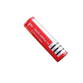 Pin sạc dung lượng cao 18650 3.7V 6800mAh
