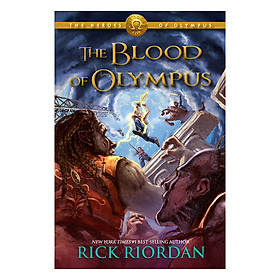 The Heroes Of Olympus 5: The Blood Of Olympus