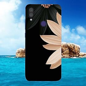 Ốp Lưng ảnh Hoa gió, Hoa Nghệ Thuật Tuyệt Đẹp, Dành Cho Máy Xiaomi Redmi Note 7 - Ốp Cứng Viền TPU Dẻo, Ốp Cao Cấp