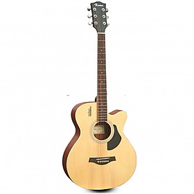Đàn Guitar Acoustic Rosen G11NA-A (Gỗ Thịt - Solid top)