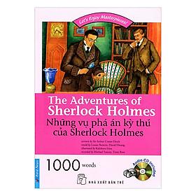 Happy Reader - Sherlock Holmes Và Những Vụ Phá Án Kỳ Thú  (Kèm CD)