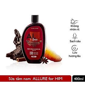 Sữa Tắm Nước Hoa Laura Anne Allure - For Him