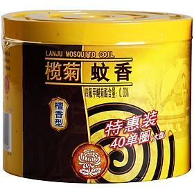 Hương Muỗi LANJU - Hộp 40 Chiếc