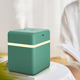 Portable 600ml Humidifier USB Aroma Diffuser  Air Humidifierd Purifier LED Light 600ML