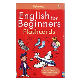 English For Beginners: Flashcards