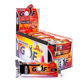 Hộp 24 Thanh năng lượng SSP Performance Golf vị Fruit & Oat