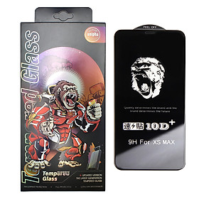 Kính Cường Lực Full Màn KingKong 10D Đủ Mã Dành Cho iPhone 7/8Plus/ X/Xs/11pro / XR/11/ Xs Max/11Promax - DT062