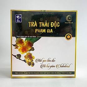 Trà thải độc Phạm Gia hộp 40 gói