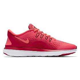 Giày Chạy Bộ Nữ Nike Flex 2017 RN 898476-600 - Đỏ - Hàng Chính Hãng